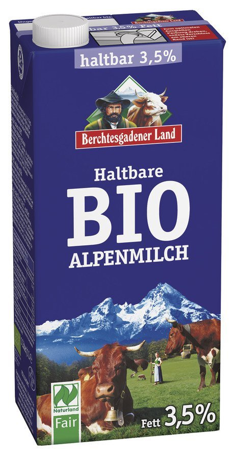 H-Milch 3,5% 1,0l