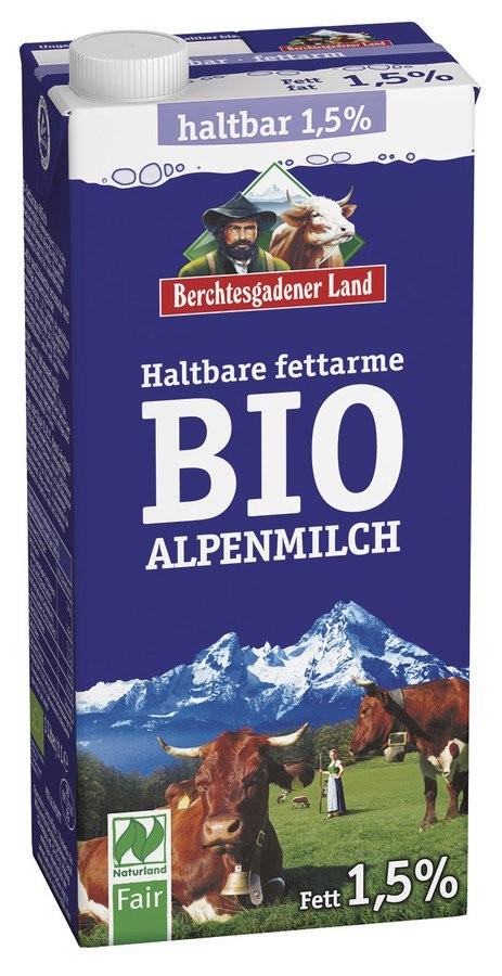 H-Milch 1,5% 1,0l