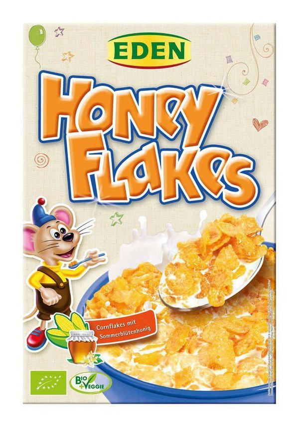 Honey Flakes 375g